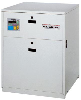 Чиллеры с водяным охлаждением конденсатора серии NBW выпускаются в трех модификациях 4 типоразмеров.