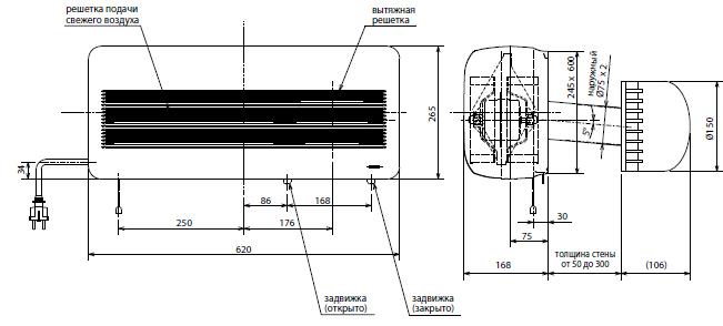 mitsubishi electric характеристика
