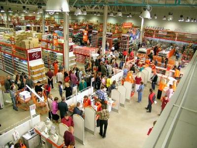 Крупные супермаркеты  Владивостока вытесняют мелкие магазины