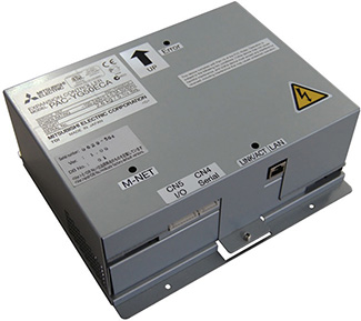 "<p align=""center""><font color=""#045a95"">Масштабирующий контроллер<br /><strong>Mitsubishi Electric PAC-YG50ECA</strong></font></p>"