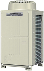 "<p align=""center""><font color=""#045a95"">Мультизональная система<br /><strong>Mitsubishi Electric City Multi<br />с рекуперацией тепла<br /></strong>Наружный блок<br /><strong>PURY-EP200YJM-A</strong></font></p>"