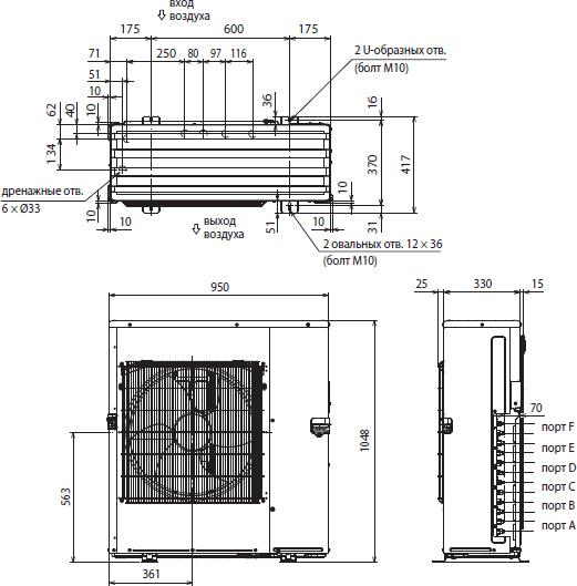 Схема подключения mitsubishi electric фото 638