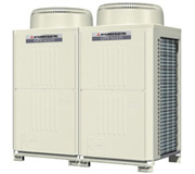 City Multi G4 Mitsubishi Electric PUHY-HP Y(S)HM Zubadan