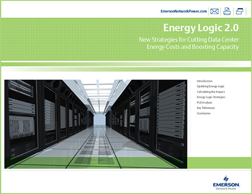 Emerson Network Power Energy Logic 2.