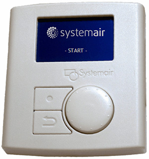 Systemair EC-Vent