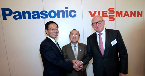 Panasonic Corporation и Viessmann