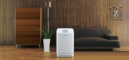 Очиститель воздуха Daikin Clear Force Z MCZ70R-W Streamer
