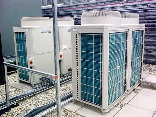 VRF-система Mitsubishi Electric