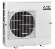 Зовнішні блоки VRF-системи Mitsubishi Electric PUMY-SP V/YKM